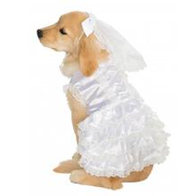Rubie's Bride Dog Costume