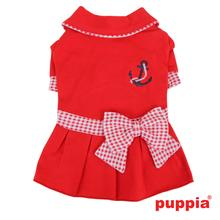 Sailor Moon Dog Dress by Puppia - Red