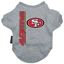 San Francisco 49ers Dog T-Shirt