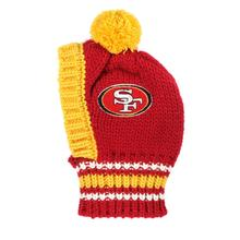 San Francisco 49ers Knit Dog Hat