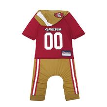 San Francisco 49ers Pet Onesie