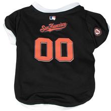 San Francisco Giants Baseball Dog Jersey