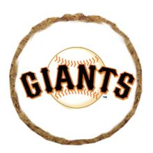 San Francisco Giants Dog Treat Cookie