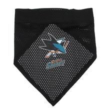 San Jose Sharks Mesh Dog Bandana