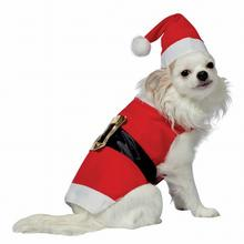 Santa Dog Costume by Rasta Imposta