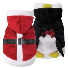 Santa/Penguin Reversible Suit Jacket
