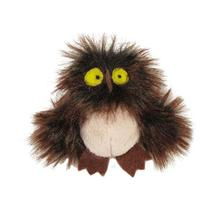 Savvy Tabby Hairy Hoots Cat Toy