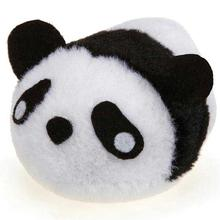 Savvy Tabby Pounce Party Animals Cat Toy - White Panda