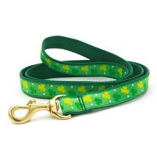 Shamrock Dog Leash by Up Country