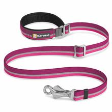 Slackline Adjustable Dog Leash by RufffWear - Purple Dusk