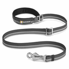 Slackline Adjustable Dog Leash by RufffWear - Twilight Gray