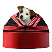 Sleepypod Mobile Pet Carrier Bed - Strawberry Red