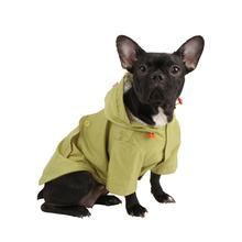 Slicker Dog Rain Jacket by Pinkaholic - Lime