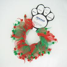 Smoochers Pet Scrunchie - Christmas Bells