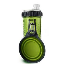 Snack-Duo with Companion Cup  - Green