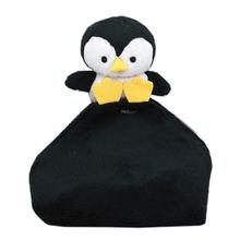 Snuggles Penguin Dog Toy