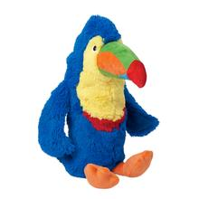 Soda Pop Critters Dog Toy - Toucan