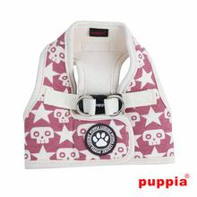 Sparrow Dog Harness Vest by Puppia - Wine