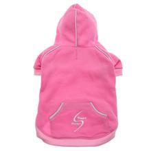 Sport Dog Hoodie - Carnation Pink