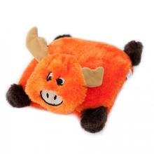 Squeakie Pad Dog Toy - Moose