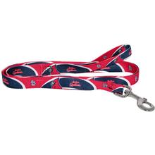 St. Louis Cardinals Baseball Printed Dog Leash