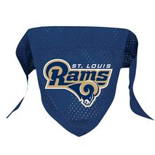 St. Louis Rams Mesh Dog Bandana