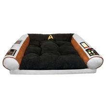 Star Trek Captain's Chair Dog Bed