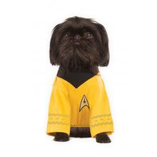 Star Trek Dog Costume - Captain Kirk