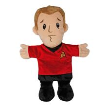 Star Trek Red Shirt Plush Dog Toy