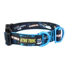 Star Trek To Boldly Go Dog Collar