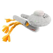 Star Trek Warp Drive Plush Dog Toy