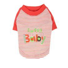 Sweet Baby Dog Shirt by Pinkaholic - Orange