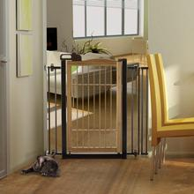 Take One-Touch Bamboo Pet Gate