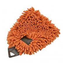 Tall Tails Dog Grooming Mitt - Orange