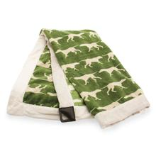 Tall Tails Iconic Fleece Dog Blanket - Sage