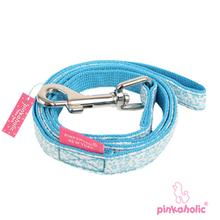 Tenderfoot Dog Leash by Pinkaholic - Blue