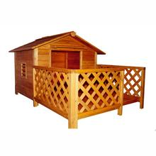 The Mansion Large Outdoor Dog House