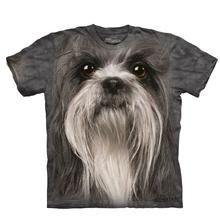 The Mountain Human T-Shirt - Shih Tzu Face