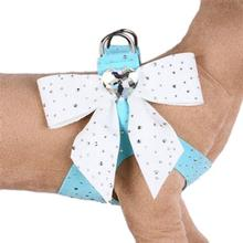 Tiffi's Gift Step-In Dog Harness by Susan Lanci - Tiffi Blue