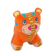 Tiger Seamz Dog Toy - Tiger