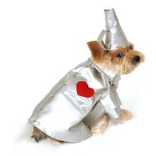 Tin Man Puppy Halloween Dog Costume by Anit