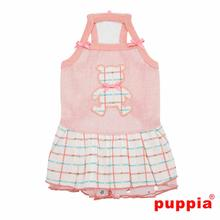 Tot Dog Dress by Puppia - Peach