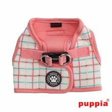 Tot Dog Harness Vest by Puppia - Peach