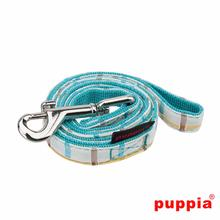 Tot Dog Leash by Puppia - Aqua