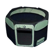 Travel Lite Soft-Sided Pet Pen - Sage