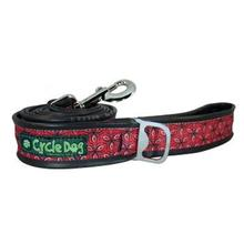 Tri-Style Pup Top Dog Leash by Cycle Dog - Red