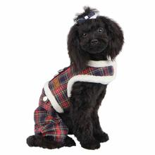 Trinity Dog Harness Jumpsuit by Pinkaholic - Navy