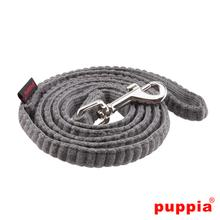 Troy Dog Leash by Puppia - Gray