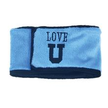 Truly Oscar Love U Dog Belly Band - Blue