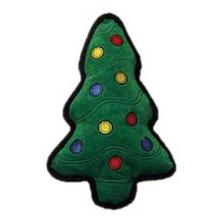 Tuff One Holiday Christmas Tree Dog Toy